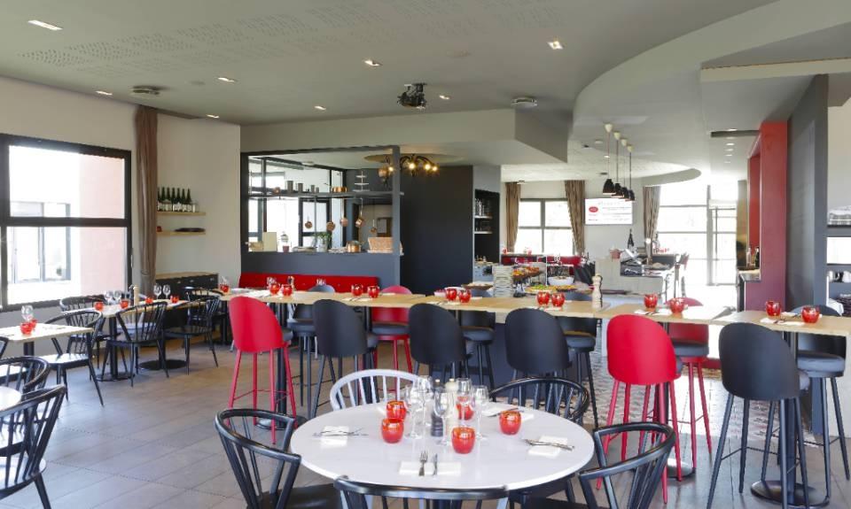 Restaurant - Henriette Bistro Moderne - Restaurant Angers