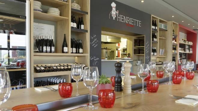 Henriette Bistro Moderne - Restaurant Angers